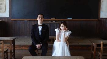 34歲夏于喬秘婚導演男友!婚紗照出爐
