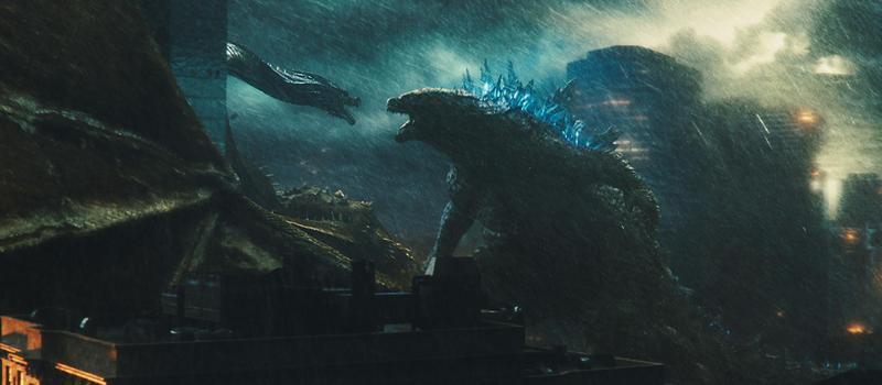 《哥吉拉》怪獸大亂鬥 大銀幕一決死戰