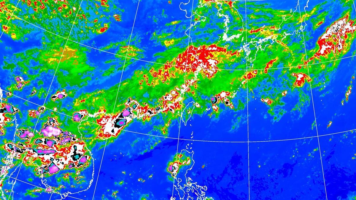 午後雷雨再3天!台東明飆36度 東南部易焚風