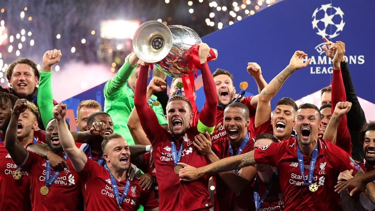 歐洲最強!利物浦2比0擊敗熱刺 6度封王