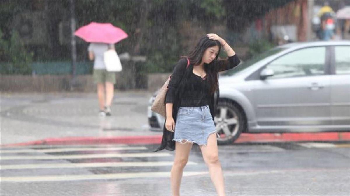 天氣不穩定!3縣市飆36度高溫 防午後雷陣雨
