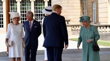 川普抵英國是訪問! 抗議團體摩拳擦掌