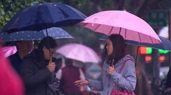 天氣悶熱高溫34度!注意午後雷陣雨