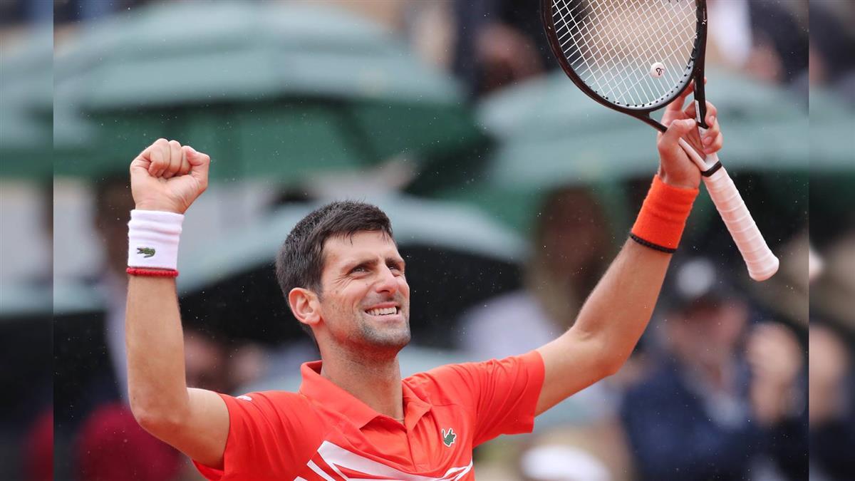 喬科維奇連10年晉法網8強 力拼同時擁4大賽冠軍