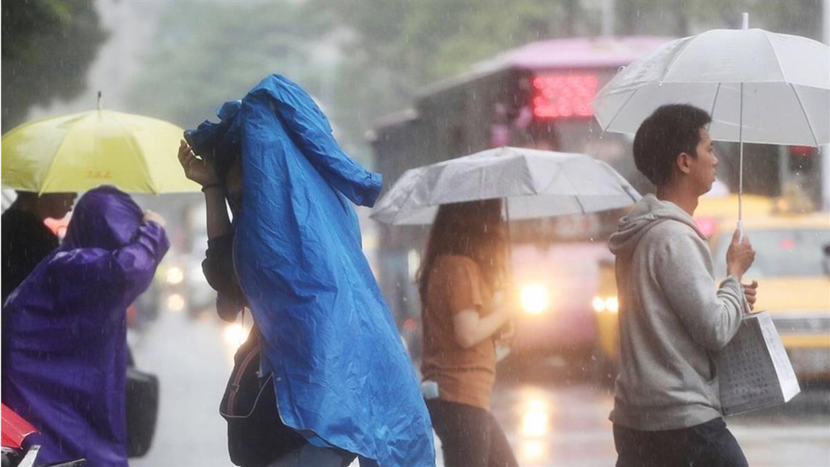 16縣市大雨特報!雨區持續擴大 各地防雷擊