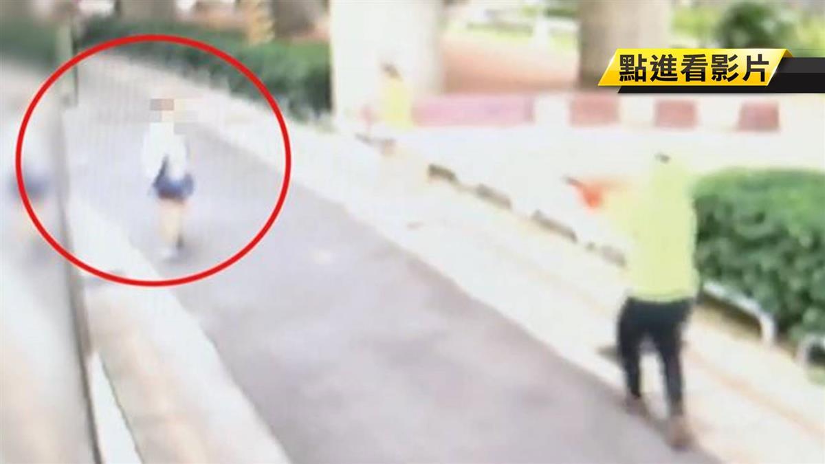 國二女學生上學途中 遭惡煞狂追連開6槍