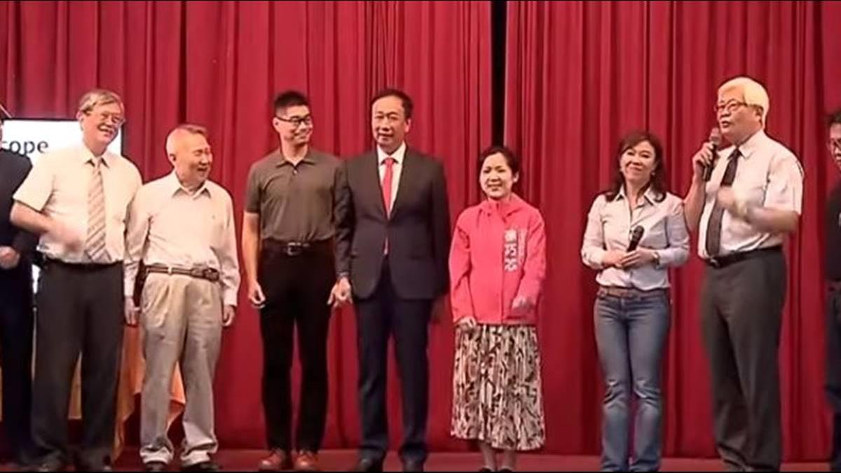 打造「台灣健康科技島」! 郭台銘全力拚醫療、生育率