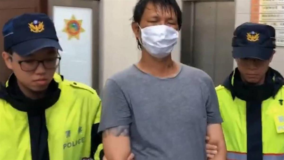 新竹弒父案 凶嫌遭收押禁見