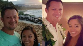 夫妻遊斐濟 疑染致命病毒!回程前一天病逝