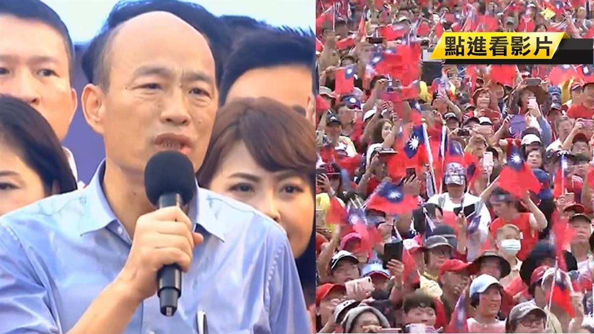 韓國瑜擁穩陸軍戰力 他點出關鍵原因