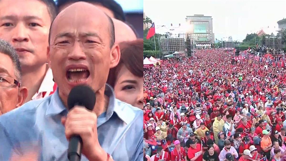 造勢驚人內幕!知情者爆:韓國瑜很怕被做掉