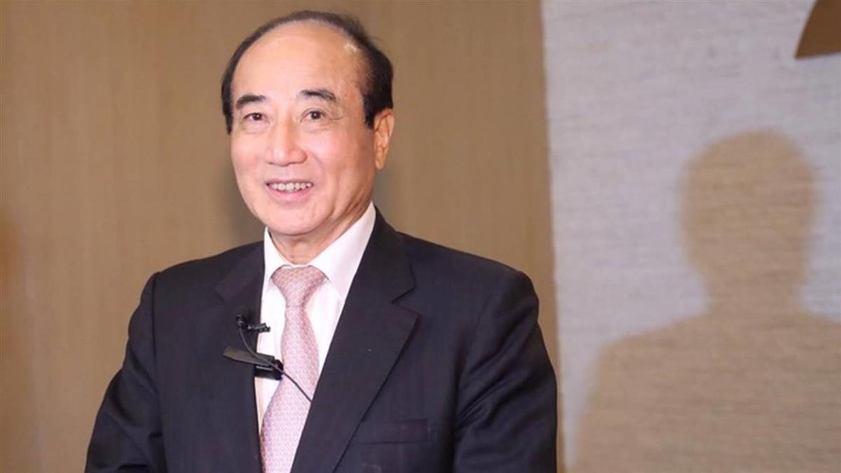 王金平退初選 郭台銘:能體會他的委屈
