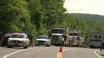 美國西點軍校卡車翻覆  1死22傷