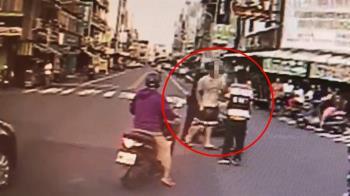 酒駕失控撞進早餐店 駕駛喝茫還推倒騎士