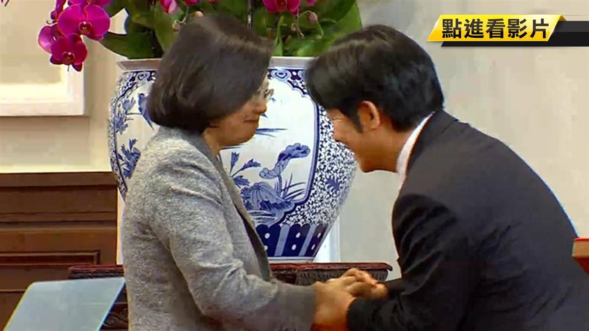 初選前3天播出「蔡賴專訪」  黨中央:沒有違規
