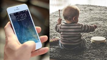 1歲就玩手機…女童2歲半近視900度 醫曝7症狀