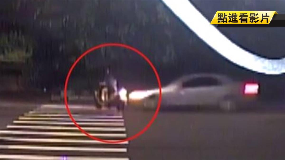 阿羅哈翻車!19歲女衝醫院當志工 返家遭撞陷昏迷