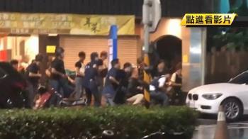 桃園車行2歹徒持槍挾9人質 與警對峙開約20槍