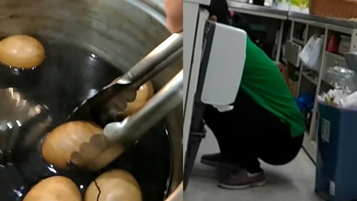 店員偷吃2茶葉蛋 判3月被罵翻!法院回應了