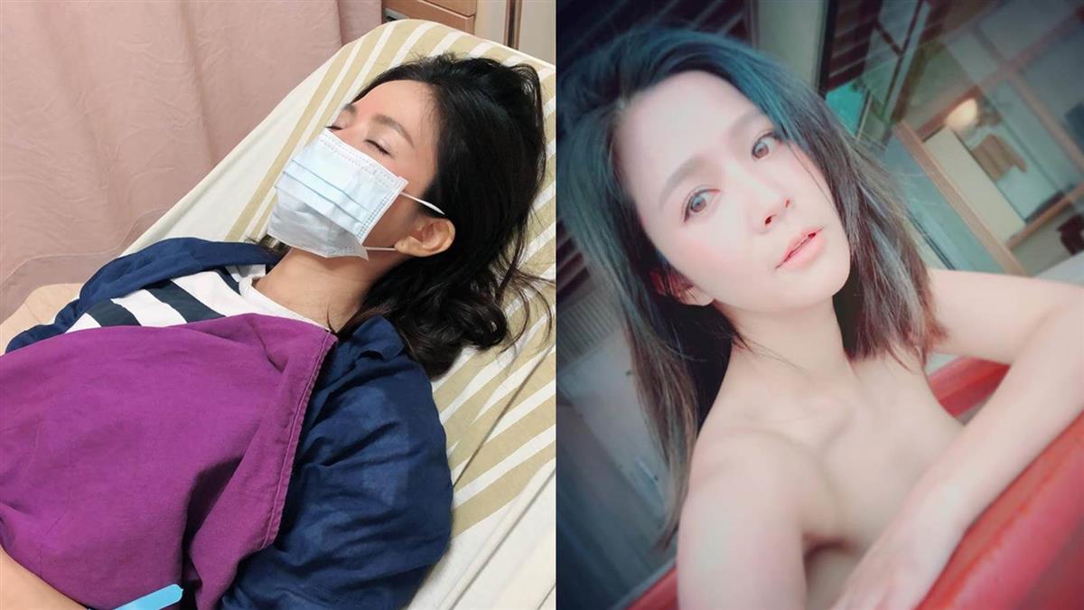 39歲吳怡霈健康亮紅燈!嚇人病情令人憂心