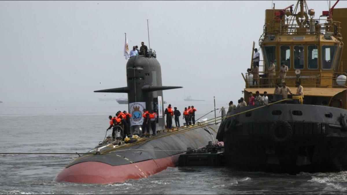 千億潛艦國造鮋魚級被嫌吵!慘遭印度海軍退貨