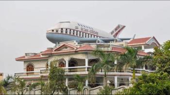 私人飛機停豪宅樓頂?富豪村驚人景象有內幕