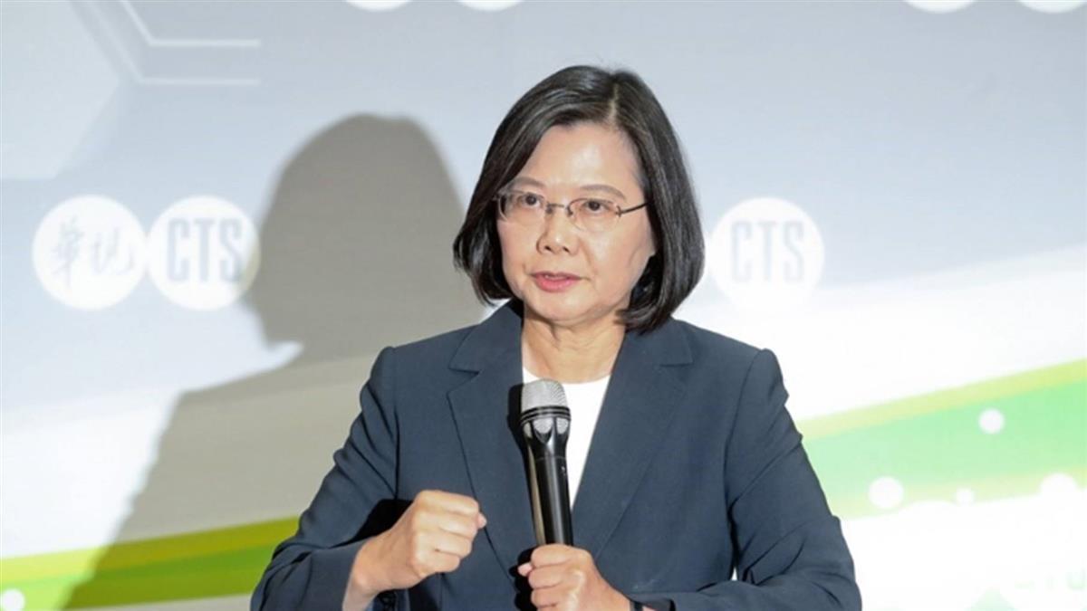 民進黨19日正式提名蔡總統 立委布局8月底完成