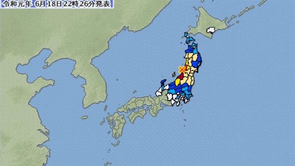 更新/日本新潟6.8強震!解除海嘯注意警報
