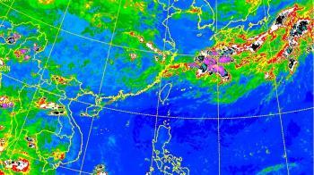 極高溫熱3天…鋒面到!專家:準備進入颱風季