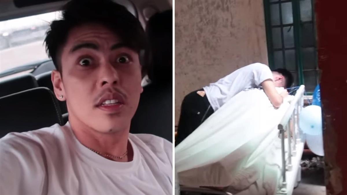 爸爸死了還在錄!YouTuber硬拍發黑遺體 網氣炸