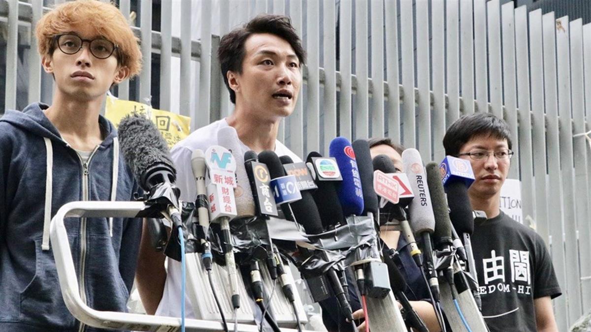 香港民陣:籌備七一遊行 仍要林鄭回應訴求