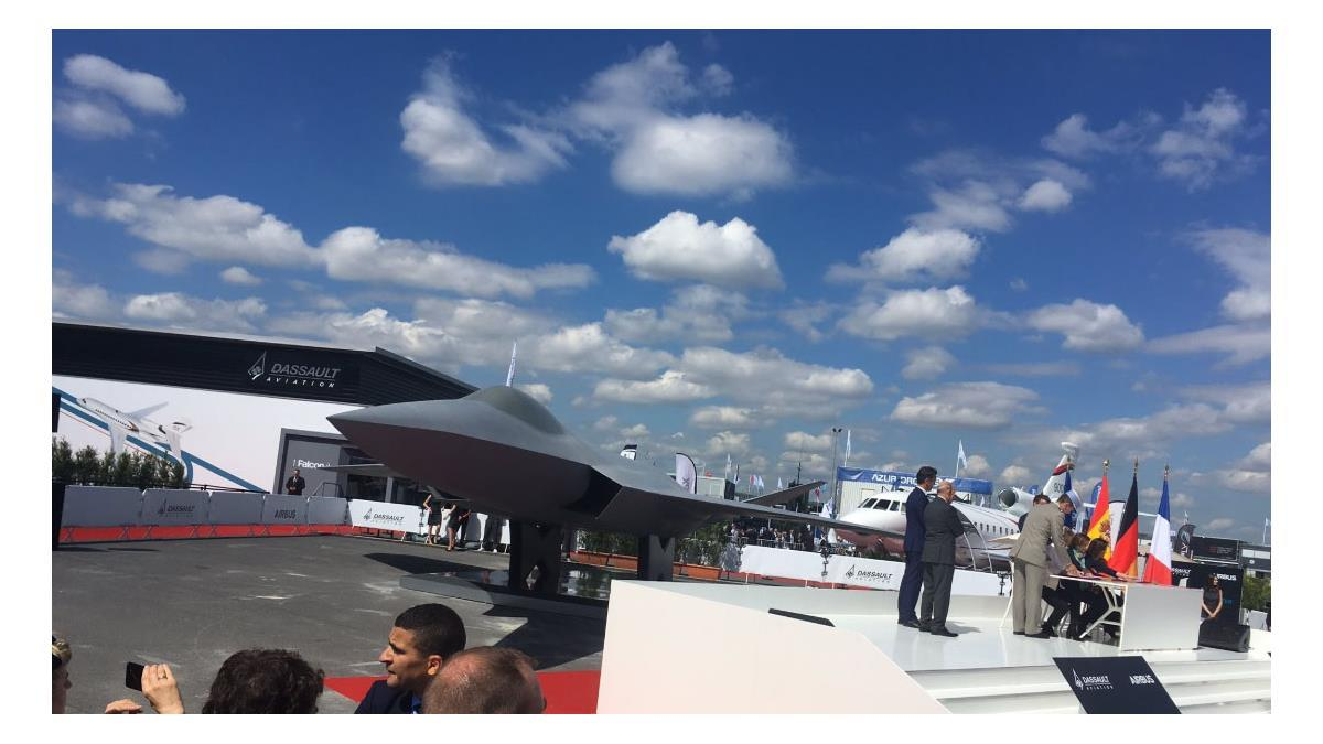 歐洲新一代戰機領先殲20?陸專家酸:晚20年