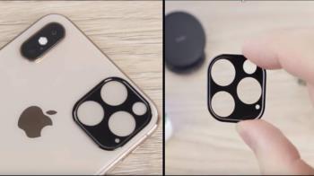 方形3鏡頭成定局?iPhone 11曝光淪史上最醜