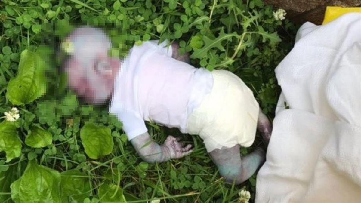 驚見發紫嬰屍趴路邊!警宣告死亡…真相秒反轉