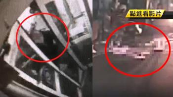 沒趕上公車遭關車門夾到 男被後輪輾斃身亡