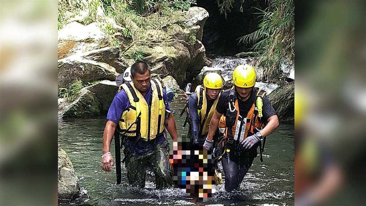 屏東神山瀑布溺水意外 2大學生送醫不治