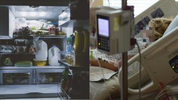 吃冰箱隔夜菜突腹痛!34歲孕婦隔天產下死胎