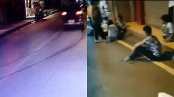男子酒駕闖人行道…倒車再往前衝!4死逾10傷