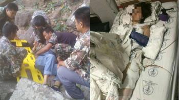 孕婦被老公推下34M懸崖 婆婆怒罵:沒死幹嘛報警