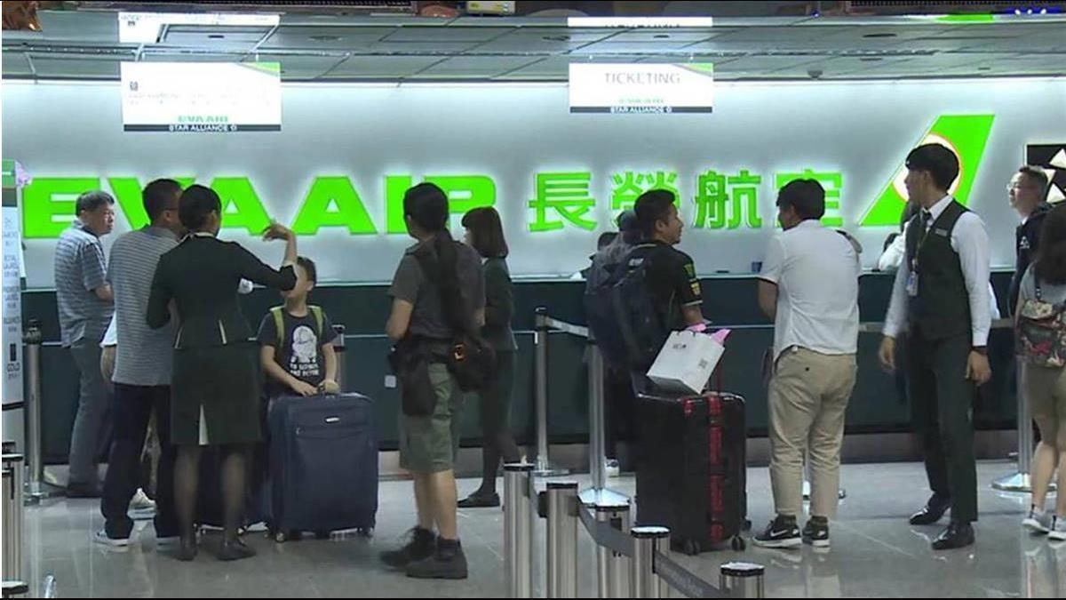 長榮空服罷工第6天!25日航班異動看這裡