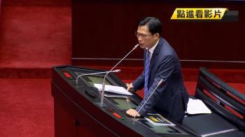 黃國昌爆氣質詢 大法官被提名人楊惠欽「挨轟」