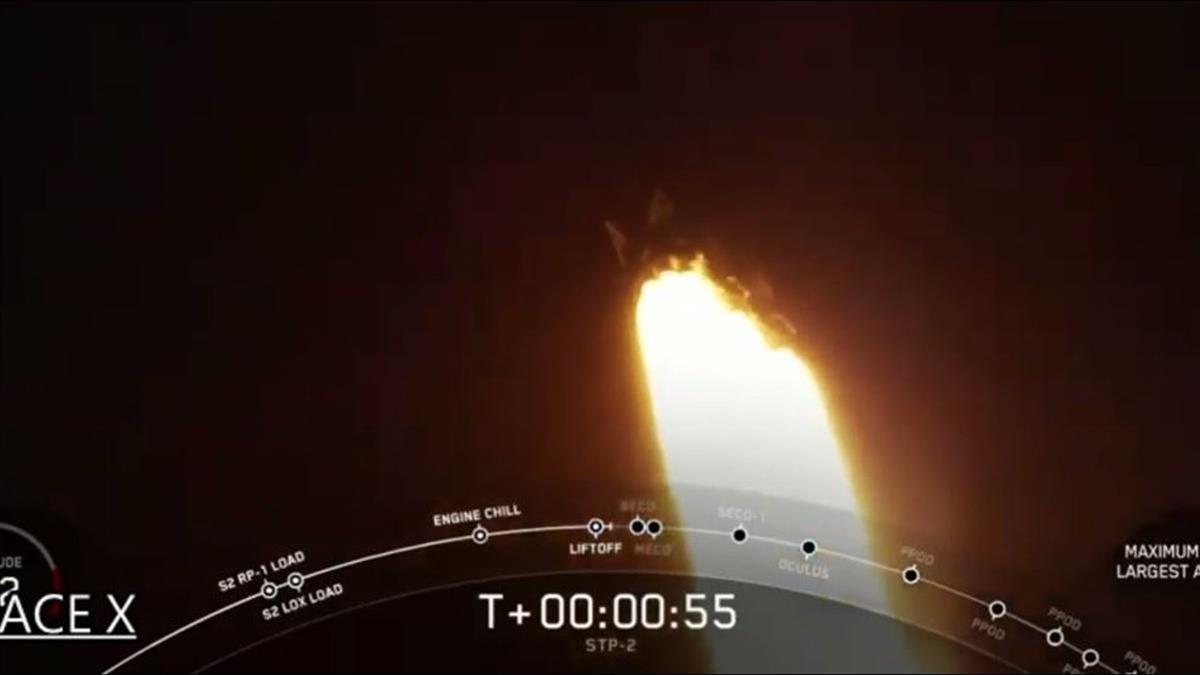 福衛七號6衛星全數通聯!台灣航太實力邁一大步