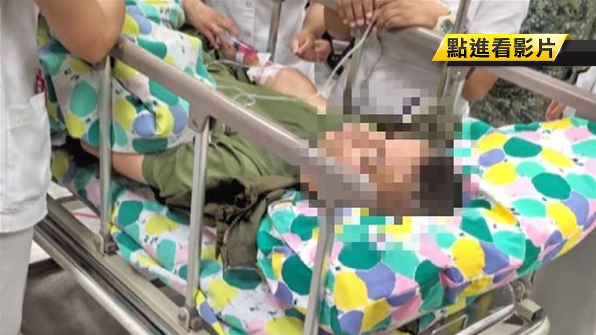 傘兵54秒傘具重疊墜地骨折 退役上兵:蛙跳現象釀禍