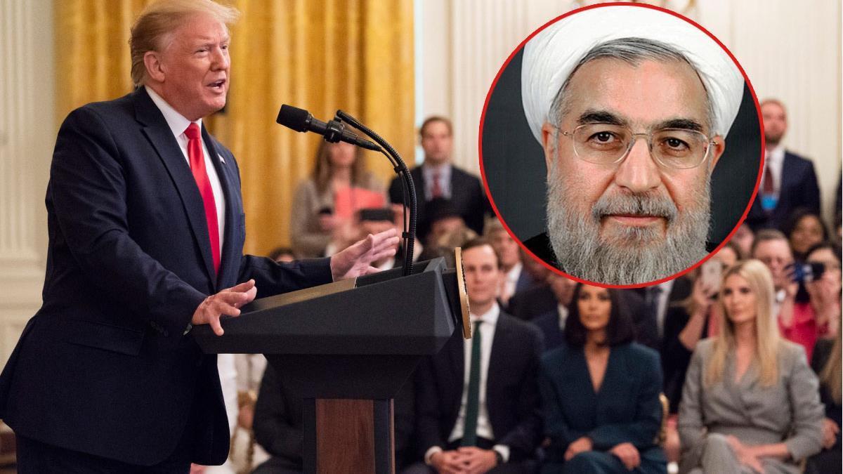 伊朗總統嗆白宮都智障!川普連發3推文回擊