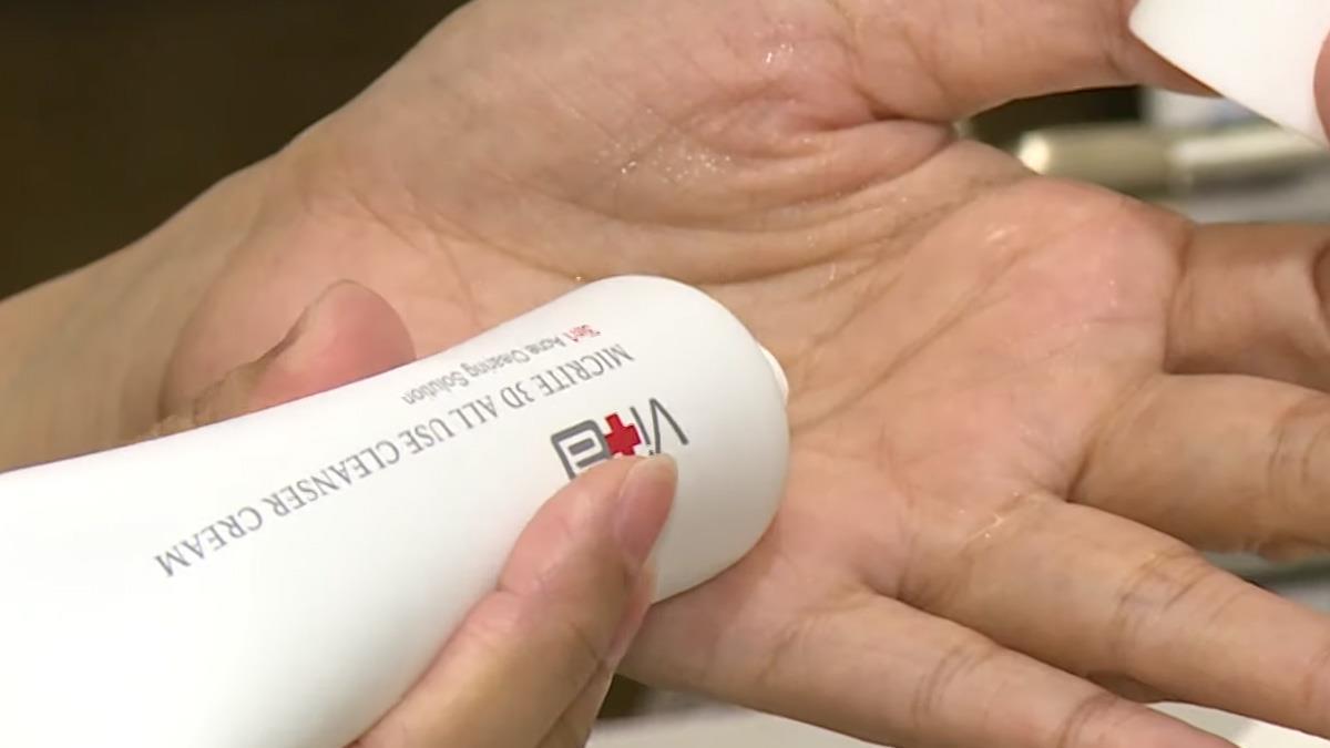 適度適當清洗臉部 夏日基礎保養不可少