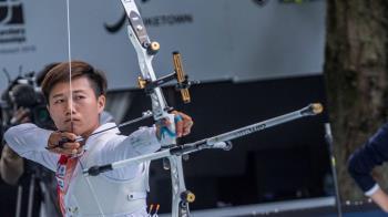 雷千瑩擊敗紀錄保持人 射箭世錦賽奪金