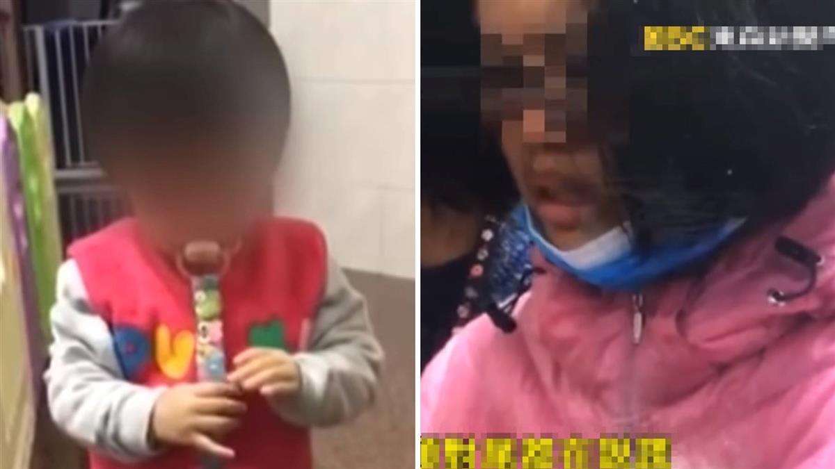 保母頭下腳上狠抓 1歲童摔地亡!遭判13年