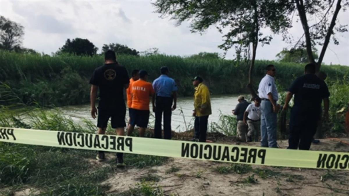 偷渡河奔自由!2歲女擁父溺斃 母岸上目睹崩潰