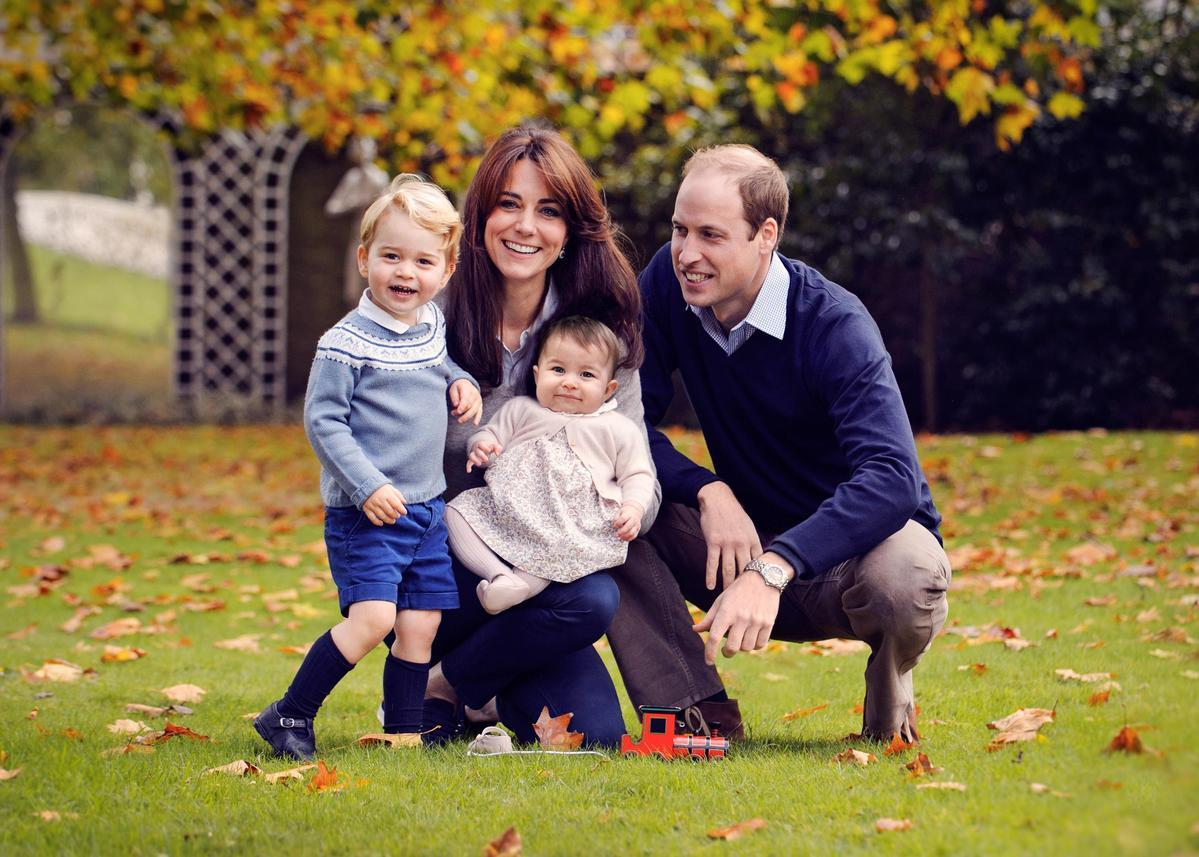 如果孩子是同性戀 威廉王子:支持決定