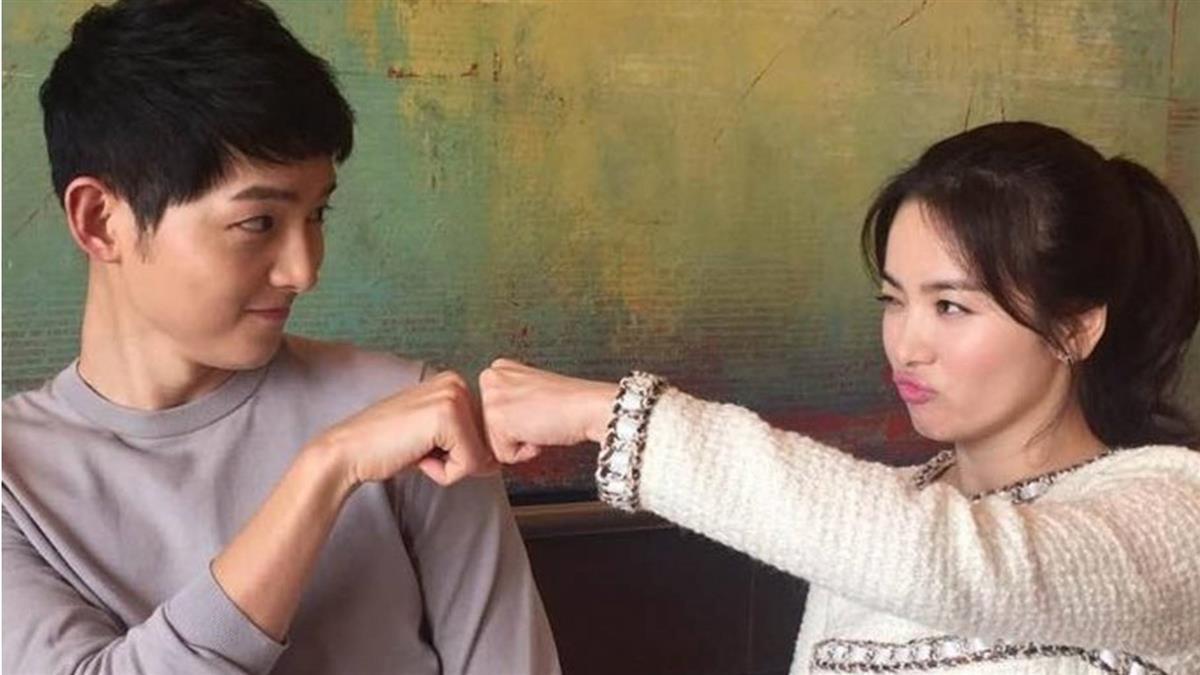 6年前暗戀喬妹…宋仲基結婚2年閃離 他爆片場內幕